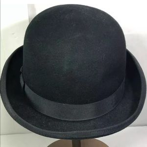 SCALA Classico Dorfman Pacific Wool Hat Fedora L